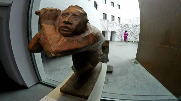 Video-documental de Ernst Barlach en M�laga