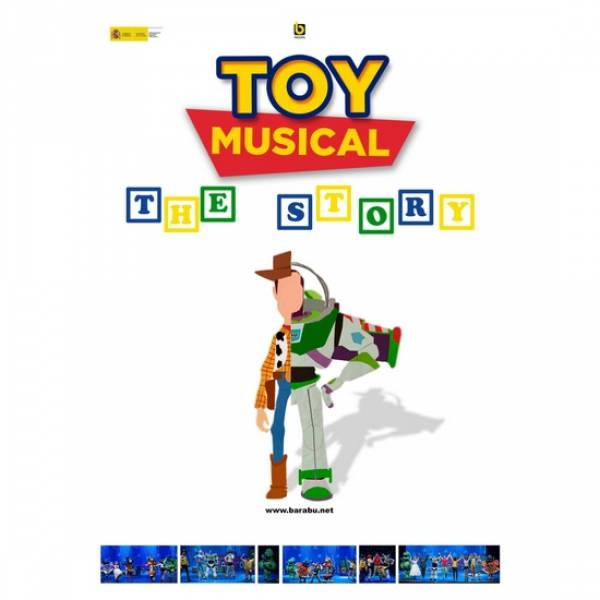 Toy, Musical The Story... en Estepona