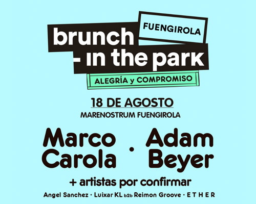 Brunch-in the park a Marenostrum Fuengirola en Fuengirola